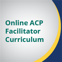 RC 100 Online ACP Facilitator Curriculum