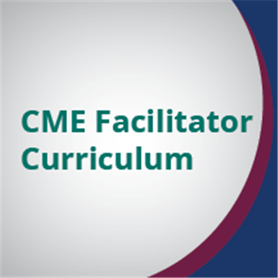 RC 110 CME Facilitator