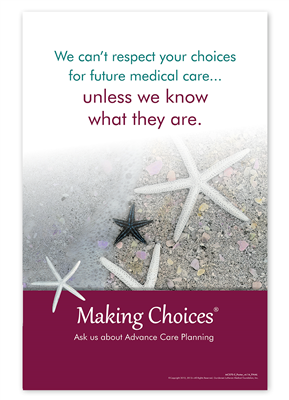 MC 570-E Making Choices® Poster