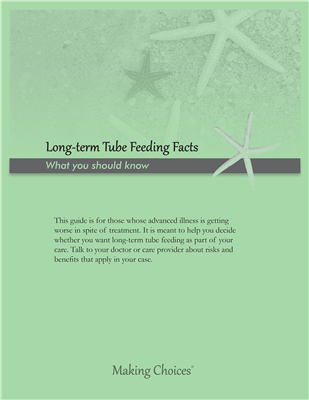 MC 760-E Tube Feeding Facts