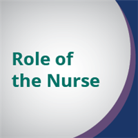 RC 006 Role of the Nurse